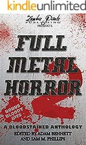 Full Metal Horror 2巻 表紙画像
