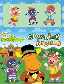 Clowning Around (The Backyardigans)