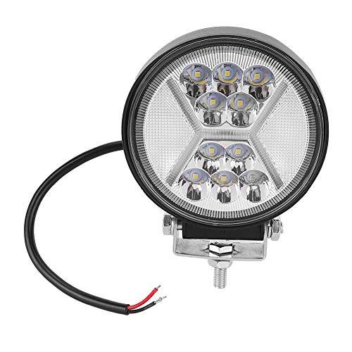 Suuone dagrijverlichting LED dagrijverlichting 27 W dagrijverlichting graafmachine vrachtwagen motorfiets wit geel