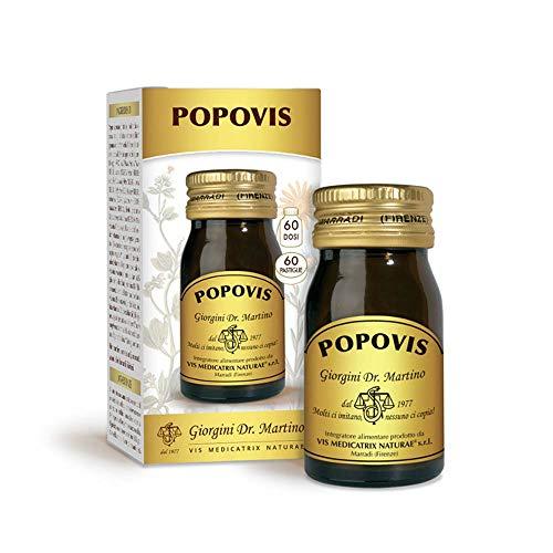 Dr. Giorgini Integratore Alimentare, Popovis Pastiglie - 90 g