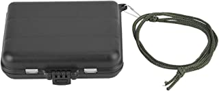 釣りタックルボックス 収納オーガナイザー コンテナ 防水 大容量 使いやすい DIY可能 ボックスルアー/餌/フック用 多機能 釣り道具箱 フィッシングルアーボックス 黒