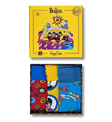 Les chaussettes Happy Socks 50e anniversaire des Beatles