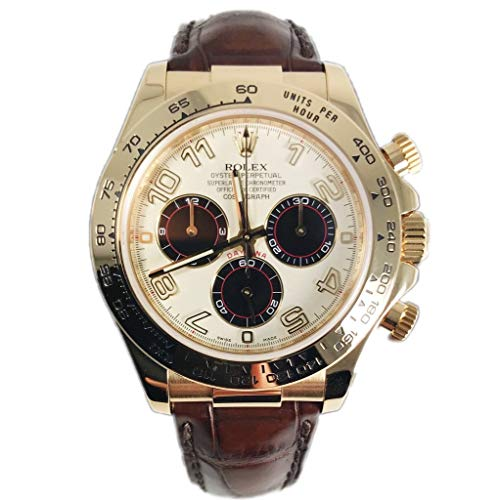 Rolex Daytona 40mm 18k Gold 116518 - Pre-Owned