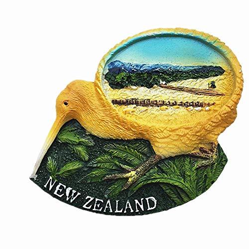 Kiwi Bird Nieuw-Zeeland Koelkast Magneet Reizen Souvenir Gift Home Keuken Decoratie Magnetische Sticker, Nieuw-Zeeland Koelkast Magneet Collectie