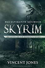 Skyrim - Das ultimative Quizbuch (German Edition)