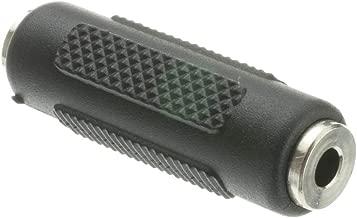 GadKo 3.5mm Stereo Coupler/Gender Changer, 3.5mm Female to 3.5mm Female