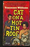 Cat on a Hot Tin Roof - Signet - 01/09/1958