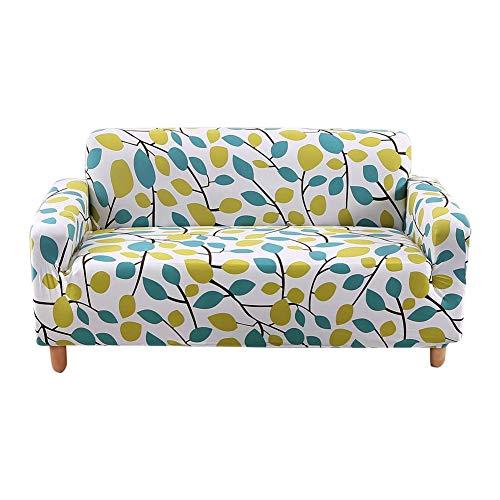 Stretch Sofabezug For 1/2/3 Sitz Dehnbar Abnehmbar Elegant Bequem Einzigartig