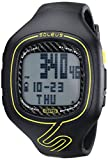 Soleus Unisex SG102020 GPS Vibe Black/Yellow Watch