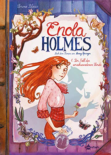 Enola Holmes (Comic). Band 1: Der Fall des verschwundenen Lords