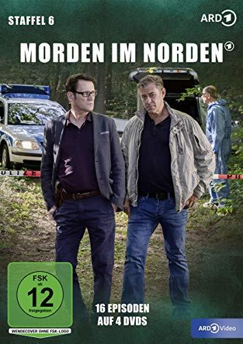 Morden im Norden - Die komplette Staffel 6 [4 DVDs]
