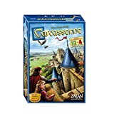 Carcassonne for Party and Family Board Game (Anglais)