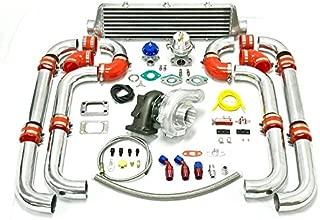 Universal Turbocharged Upgrade T04E T3 9pc Turbo Kit