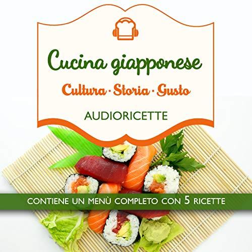 Cucina giapponese copertina
