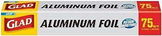 Glad Aluminum Foil, 75 Sqft