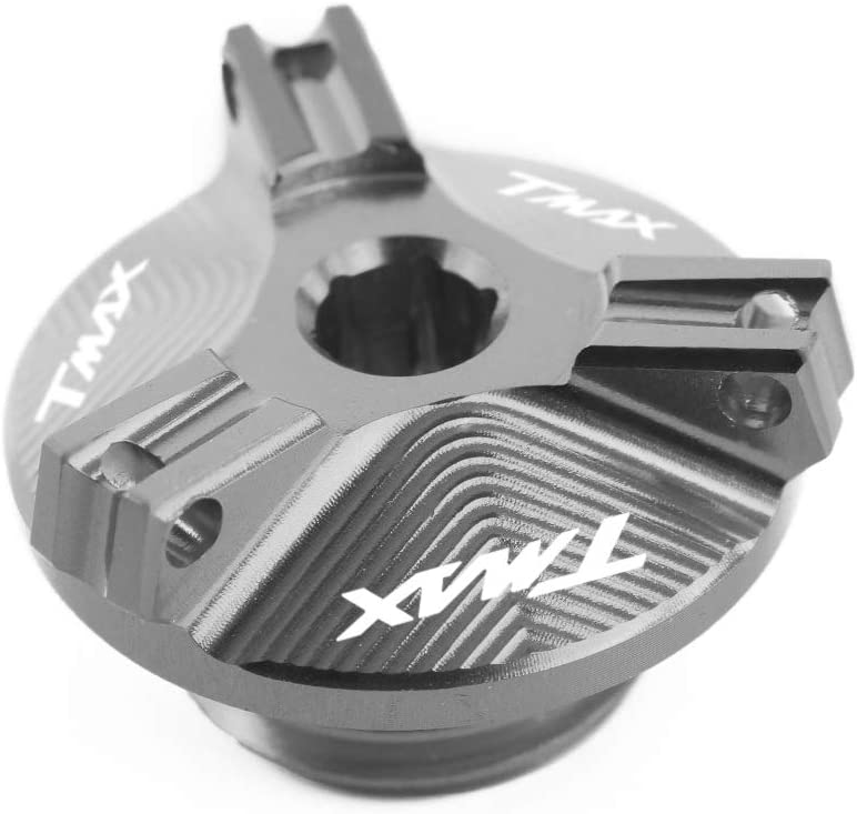 M20 x 2.5 Screw Cap Oil Sump Oil Drain Plug with Sealing Ring for Yamaha TMAX 530 2013-2016 TMAX 500 2008-2012