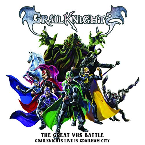 The Great VHS Battle - Grailknights Live in Grailham City