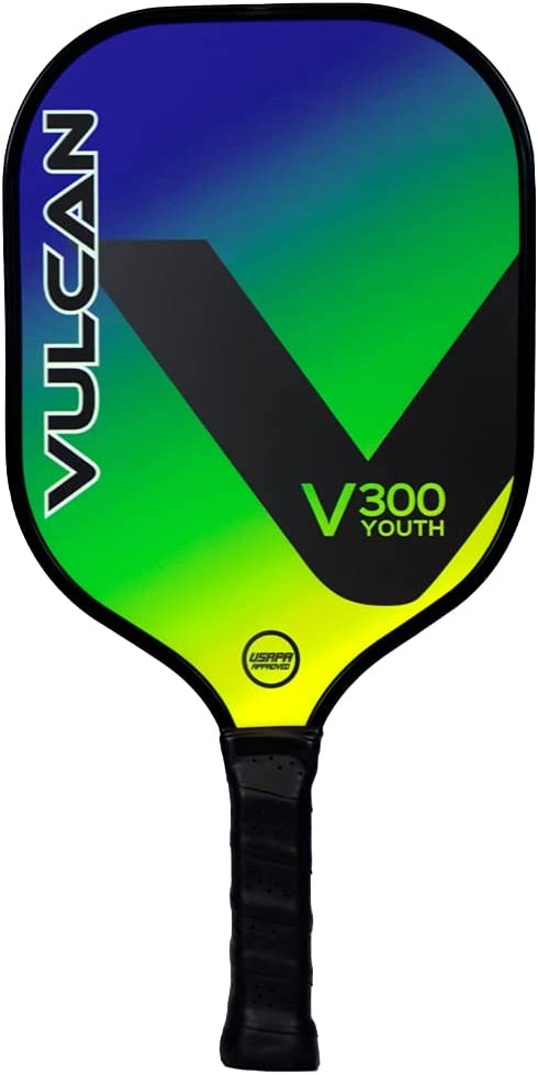 Vulcan Super beauty product restock quality top Sporting Goods Co. V300 Youth Pickleball Sti Glow Max 61% OFF Paddle