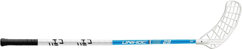 Unihoc Unihoc Unihoc Floorballschläger Unihockey Stock Player 29, blau weiß, Händigkeit  Produktinformationen beachten  B07D4GFH46  Ruf zuerst 1034d1