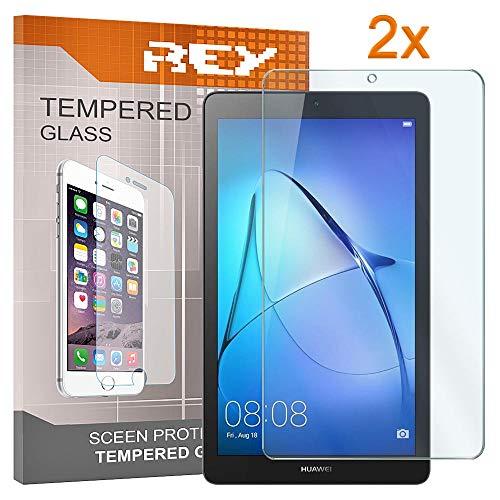 "pellicola tablet 7 pollici Pack 2X Pellicola salvaschermo per Huawei MEDIAPAD T3 7"""