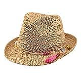 BARTS Amethyst Hat Gorro/Sombrero, Natural, Talla única para Mujer