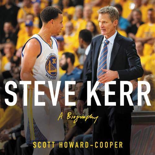 Steve Kerr cover art