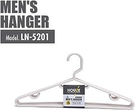 HOUZE Men's Hanger (Set of 5)