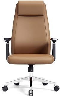 Renovatie huis bureaustoel lederen bureau hefbare draaistoel met katrol kantoor computer bureau en stoel met armleuningen ...