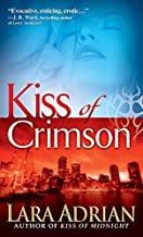 Kiss of Crimson: A Midnight Breed Novel (The Midnight Breed Series Book 2)