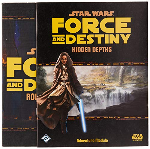 Fantasy Flight Games: Star Wars: Force and Destiny RPG Game
