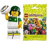 レゴ (LEGO) ミニフィギュア シリーズ19 ラグビー選手【71025-13】