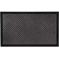 Gorilla Grip Original Durable Natural Rubber Door Mat
