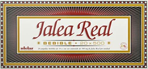 Mielar Jalea Real 500Mg. 20Amp 200 g