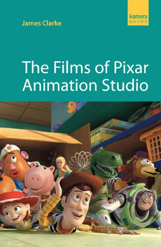 The Films of Pixar Animation Studio (Kamera) (English Edition)