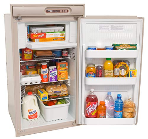 Norcold N510 UR 5 N510UR RV Refrigerator-5.5 cu. ft. -Right Hand Swing-Taupe Trim