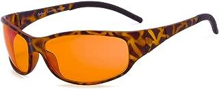 Eyekepper Blue Blocking Amber Bifocal Glasses for Sleep-Nighttime Bifocal Readers-Special Orange Tinted Glasses