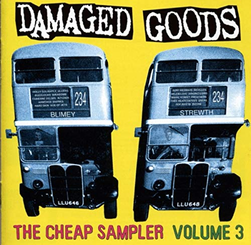 The Cheap Sampler Vol.3