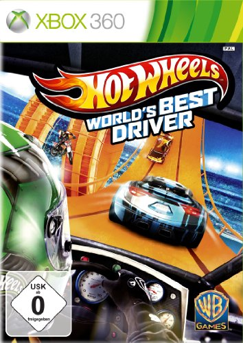 Hot Wheels: World\'s Best Driver [Importación Alemana]