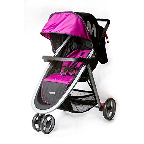 Mia Moda Elite Lightweight Stroller, Pink