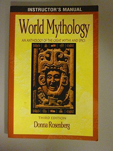 World Mythology: Teacher's Guide