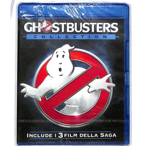 Ghostbusters Film Collection (3 Blu-Ray) BLURAY
