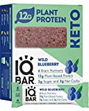 Best Low Carb Protein Bars - IQBAR Brain and Body Keto Protein Bars Review
