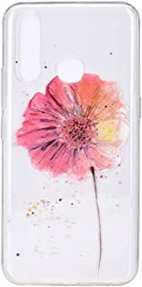 QFH Stylish and Beautiful Pattern TPU Drop Protection Case for SONY Z5X(Wind chimes) new style phone case (Color : Flower)