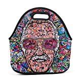 KD-S Stan_Lee Insulated Waterproof Lunch Tote Box for Work School Travel and Picnic