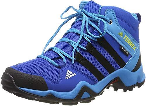 adidas Terrex Ax2r Mid CP K, Chaussures de Fitness Garçon Unisex Kinder, Multicolore (Multicolor 000), 34 EU
