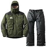 リプナー(LIPNER) タフ防水防寒スーツ フォルテ 30369572 カーキ L