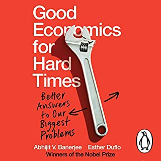 Good Economics for Hard Times cover art