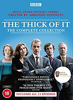 The Thick Of It - The Complete Collection