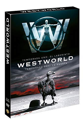 Westworld Temporada 1+2 [DVD]
