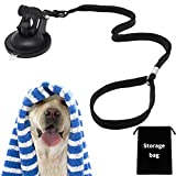 Ubrand WEYA Dog Bathing Tether with Heavy Suction Cup for Pet Dog Cat Grooming and Showering, Leash Tools